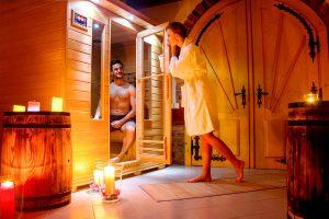 sauna w zakopanem