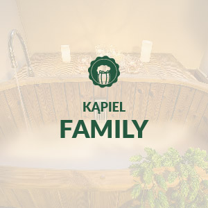 kąpiel family zakopane