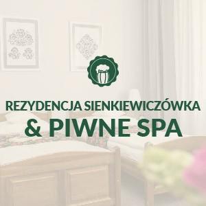 rezydencja sienkiewiczowka i piwne spa