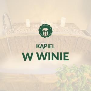 kapie w winie w spa w zakopanem