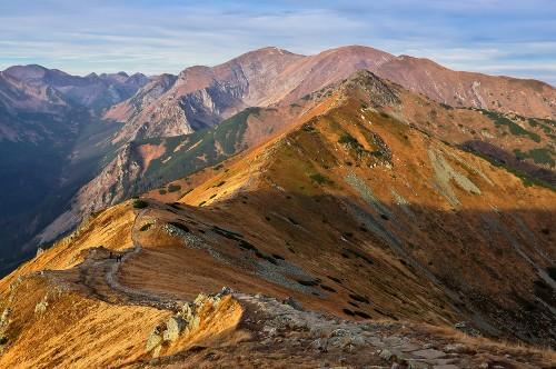 zakopane tatry jesienia