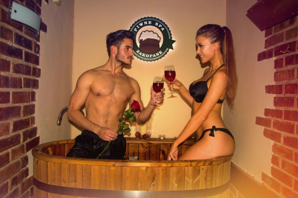 winna kapiel z degustacja wina